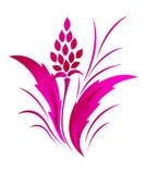 классический tattoo картины цветка Стоковое фото RF