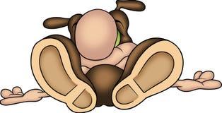 класть 10 муравеев Стоковая Фотография