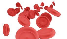 Клетки крови 3d-illustration бесплатная иллюстрация