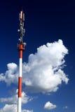 клетчатая башня микроволны Стоковое Фото