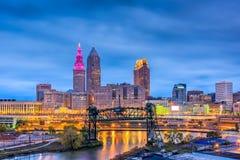 Кливленд, Огайо, США стоковые изображения