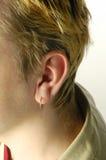 клиент слушает к вашему Стоковая Фотография RF