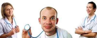 клиника шальная Стоковые Фотографии RF