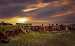 Клинч форта Стоковое фото RF