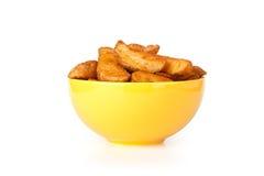 клин картошки Стоковые Изображения