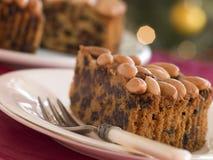 клин dundee торта Стоковые Изображения RF