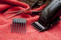 клиперы электрические scissor Стоковая Фотография RF