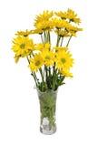 клиппирование цветет ваза путя стоковые фотографии rf