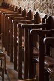 Клирос церков стоковое фото