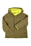 клобук пальто Стоковая Фотография RF