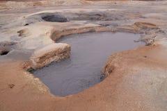 клокоча грязь Стоковое Изображение RF