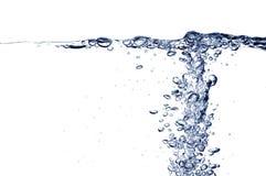 клокочет свежая вода Стоковые Изображения RF