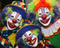клоуны Стоковое фото RF