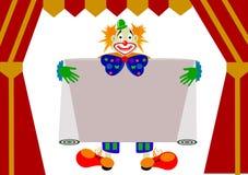 клоуны Стоковая Фотография RF