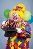 клоун волшебный Стоковые Изображения RF