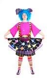 клоун смешной Стоковая Фотография RF