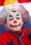 клоун холодный Стоковая Фотография