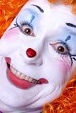 клоун цирка Стоковые Изображения