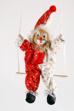 клоун 2 Стоковая Фотография RF