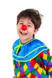 клоун Стоковое фото RF