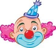 клоун Стоковая Фотография RF
