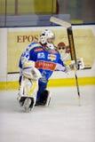 клуба c appiano красный цвет милана хоккея h голубого eppan против стоковое фото