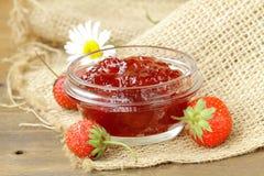 клубника варенья ягод свежая Стоковые Изображения RF