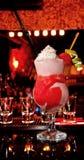 клубника коктеила Стоковая Фотография