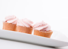 клубника пирожнй Стоковая Фотография RF