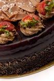 клубника торта Стоковое Фото