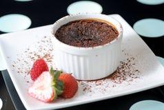 Клубника шоколада Стоковая Фотография RF