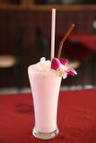 клубника smoothie стоковое фото rf