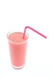 клубника smoothie Стоковое Изображение RF