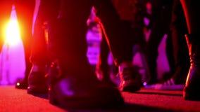 Клуб партии танцевальной музыки видеоматериал