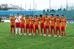 Клуб футбола Catanzaro Стоковая Фотография RF