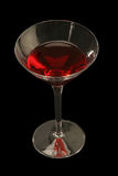 клюква коктеила стоковое изображение rf