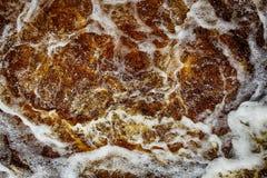 Ключевая вода вполне энергии Стоковое Изображение RF