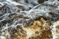 Ключевая вода вполне энергии Стоковое Изображение