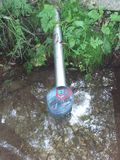 Ключевая вода как чистый как разрыв Стоковые Фото