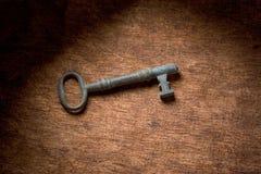 ключевая патина Стоковые Фотографии RF