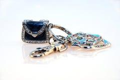 ключевое кольцо стоковая фотография rf