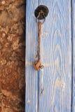 ключевой замок Стоковая Фотография