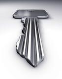 ключевой металл Стоковая Фотография RF