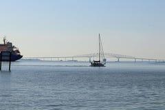 Ключевой мост Стоковые Фотографии RF