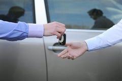 ключи автомобиля к стоковая фотография rf