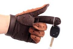 ключи автомобиля предлагают спорты Стоковые Фото