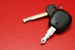 ключи автомобиля Стоковое Изображение RF