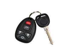 ключи автомобиля Стоковые Изображения RF
