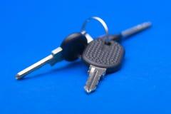 ключи автомобиля Стоковое Фото