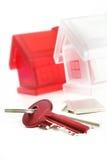ключи дома Стоковое Фото